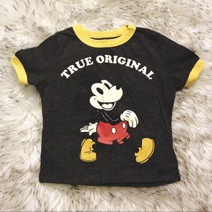 ⭐️ Vintage Mickey Mouse Tee